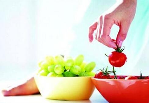 充分摄入蔬果更易保持骨密度